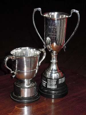 The coverted trophies