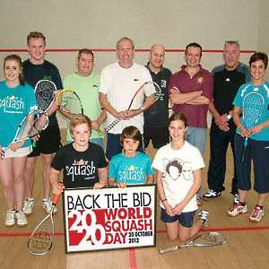 World Squash Day 2012