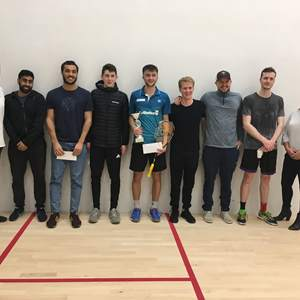 PSA Carlisle Satellite Open 2018