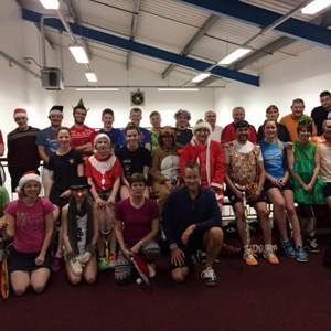 Fun Christmas Doubles 29th December