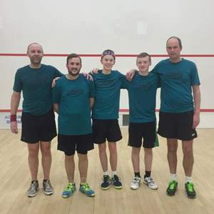 Winter Leagues and Team Squash