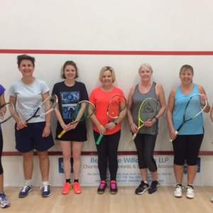 Ladies Friday Squash